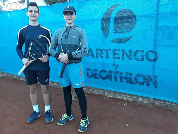 Tennis, Tc New Country Frascati, le squadre giovanili agonistiche ai nastri di partenza