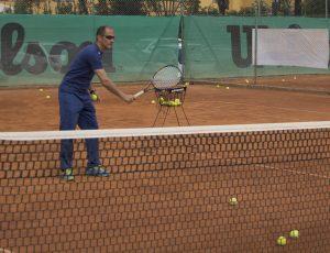 Stage di tennis estivo