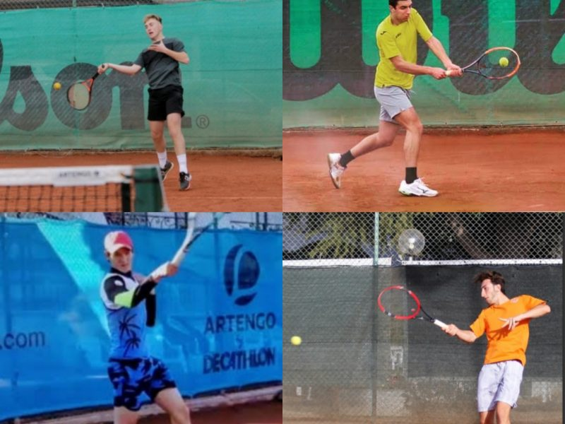 Tc New Country Frascati (tennis), una prima squadra fatta in casa: «Obiettivo serie B in due anni»