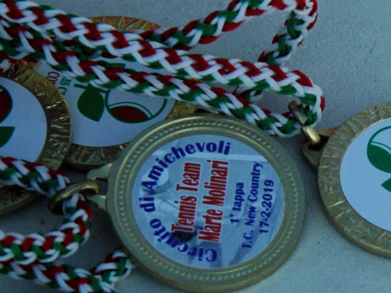 Carnival Match – Grande giornata di tennis per i ragazzi