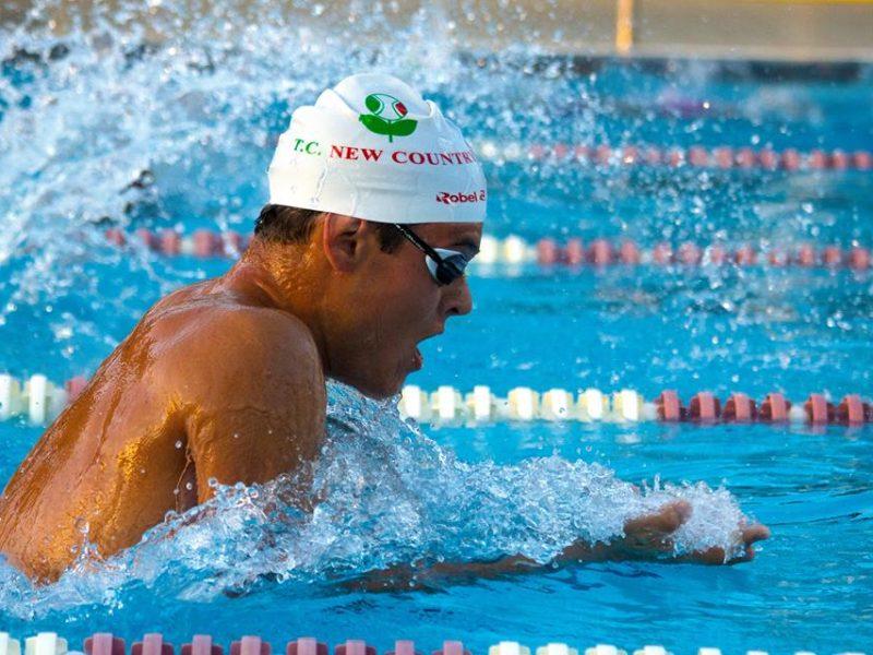 Tc New Country Frascati (nuoto), Cordasco soddisfatto: «Buone risposte da Pietralata»