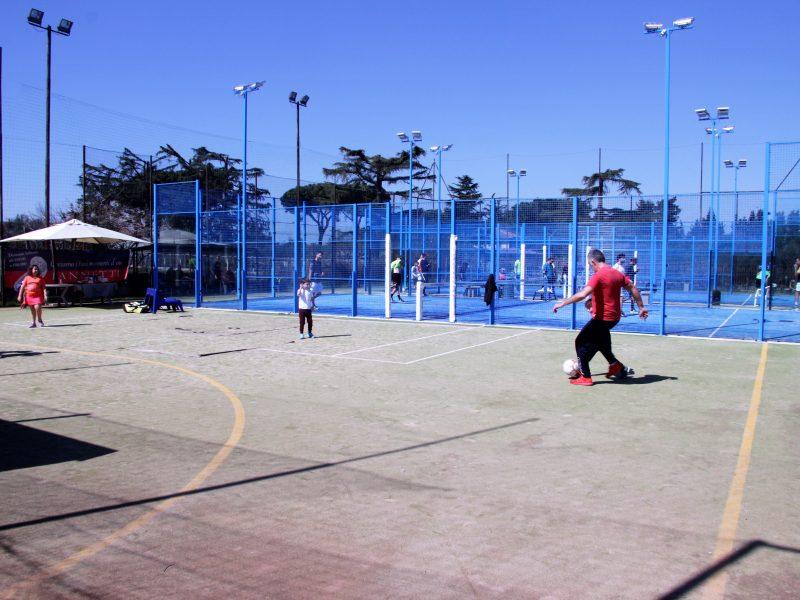 Super Domenica tra Tennis, Padel, qualche calcio al pallone ed aspettando i risultati dei nostri piccoli nuotatori