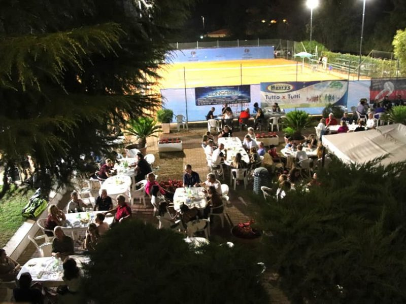 24 0re di tennis 2019 …. grande successo