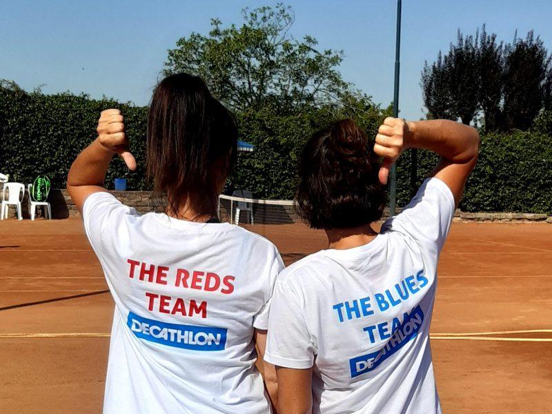 24ore di Tennis …… Padel e Pickleball….qualche immagine…Vittoria dei Reds