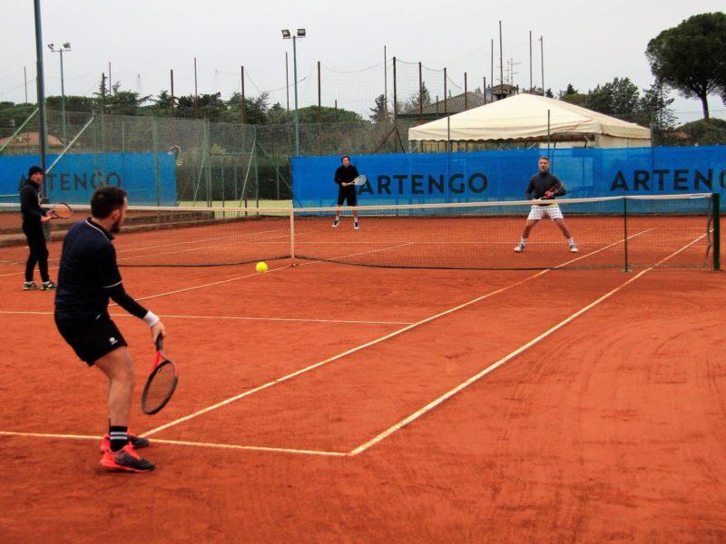 Abbonamento Tennis 2021-22
