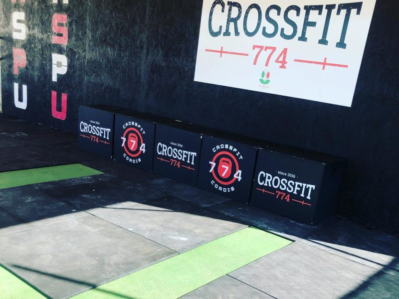 Una nuova attività in collaborazione con il Boxe Cross-Fit 774
